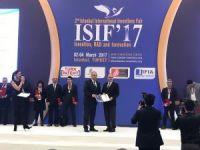 Anadolu Üniversitesinin projesine altın madalya