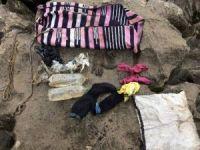 Batman'da PKK'ya ait 4 sığınak imha edildi