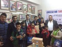 Bayburt AK Parti down sendromlu çocuklarla buluştu