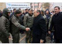 Orman Haftası'nda vatandaşlara ücretsiz fidan dağıtıldı