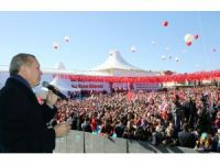 """Cumhurbaşkanı Erdoğan: """"Kimsenin teklik iddiası olamaz. Bizim inancımızda teklik Allah'a aittir"""""""