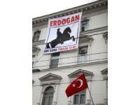 Türkiye'nin Viyana Büyükelçiliğine saldırı