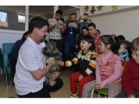 Engelli bireylerin hayvan sevgisi