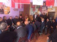 Kars'ta Cumhurbaşkanlığı Hükümet Sistemi ve Referandum çalışmaları