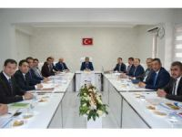 Mardin'de ilçe milli eğitim müdürleri toplantısı yapıldı