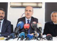 Başbakan Yardımcısı Kurtulmuş'dan İngiltere'deki saldırıya ilişkin açıklama