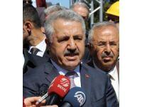 Ulaştırma, Denizcilik ve Haberleşme Bakanı Ahmet Arslan:
