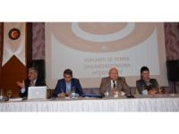 Öz Finans İş'ten 'Cumhurbaşkanlığı Sistemi ve Ekonomi' programı
