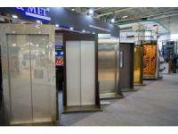 Uluslararası Asansör Fuarı 15'inci kez kapılarını açtı