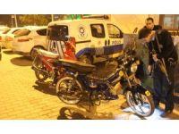 Aynı motosikleti ikinci kez çalındı