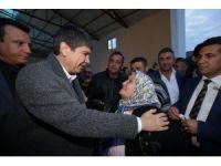 Başkan Türel'den Aksu Çalkaya sorununun çözümü için formül