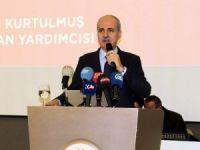 Başbakan Yardımcısı Kurtulmuş eski ve yeni sistemi anlattı