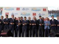 7'nci Antalya Şehircilik ve Teknolojileri Fuarı yüzde 100 büyümeyle açıldı