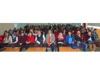 İslahiye MYO'da Çanakkale Zaferi ve Şehitleri Anma programı