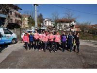 Kartepe Kadınlar Kulübü  'Dünya Su Günü' için yürüdü