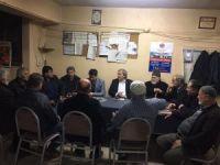 Osmaneli'de 'Evet' çalışmaları sürüyor