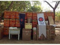 TİKA'dan Gine Bissau'ya arıcılık sektörünün gelişmesi için destek