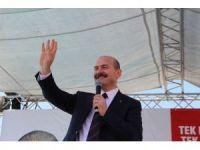 """İçişleri Bakanı Soylu: """"PKK'yı tarihin derinliklerine gömeceğiz"""""""
