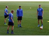 Finlandiya, Türkiye maçı hazırlıklarını tamamladı