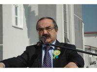 Şehit Kaymakam Safitürk'ün doğum tarihi kadar fidan diktiler