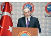 """Bakan Özlü: """"Mevcut sistemde siyasi istikrarın sağlanması zor"""""""