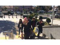 FETÖ soruşturmasında 3 kadın adliyeye sevk edildi