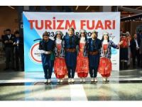 Travel Expo Ankara'da DÜ rüzgarı