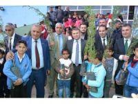 Viranşehir Kaymakamı Ömer Çimşit Hürriyet İlkokulu Kermez Açılışına Katıldı