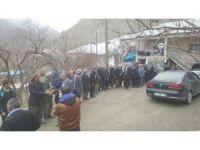 Hakkari'de referandum çalışması