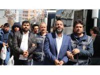 Çete üyesi 35 kişi tutuklandı