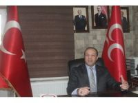 MHP İl Başkanı Karataş'tan mitinge davet