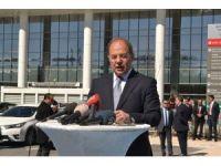 Sağlık Bakanı Akdağ, Isparta Şehir Hastanesini inceledi