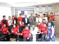 Aras 12 Martspor'da yılın Oscarları kayakçılara