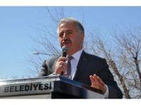 Bakan Ahmet Arslan Kars'ta