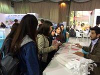 KTSU, Kocaeli Üniversite Tercih Fuarına katıldı
