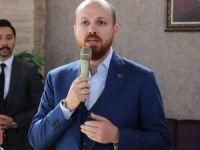 Bakan Kılıç ve Bilal Erdoğan STK'larla buluştu