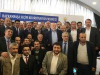 Adalet Bakanı Bekir Bozdağ, Bayrampaşa'daki 'Sevgi Kafe'nin açılışını yaptı