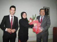 Hisarcık AK Parti'den 'genç kürsü' etkinliği