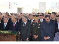 TOBB Başkanı Hisarcıklıoğlu'nun annesi son yolculuğuna uğurlandı