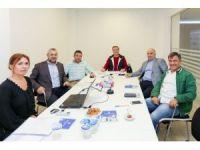 SATSO 9. Meslek komitesi olağan toplantısını gerçekleştirdi