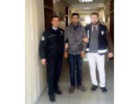 Kız çocuğuna cinsel içerikli mesaj attığı iddia edilen şahıs gözaltına alındı