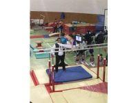 Malatyalı jimnastikçiler 1.Lig'e yükseldi