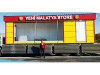 Evkur Yeni Malatyaspor lisanslı ürün satışı için konteyner satış mağazalarını faaliyete geçirecek