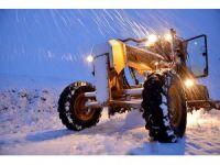 Ağrı İl Özel İdare 2016-2017 kış sezonunda 33 bin km yol açtı