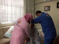 Evde bakım hizmetleri ihtiyaç sahiplerini mutlu etti