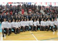 Başkan Kadir Topbaş, Bayrampaşalı sporcuların aileleriyle bir araya geldi