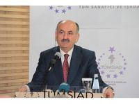 """Bakan Müezzinoğlu: """"Öncelikli hedef 1 milyon 500 bin gencimizi istihdam etmektir"""""""