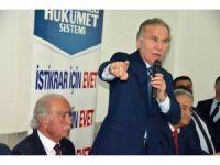 """AK Parti'li Şahin: """"Doğudaki halkın tercihinin nasıl değiştiğini referandumda göreceksiniz"""""""