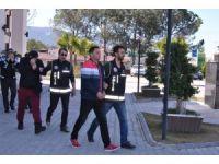 Fethiye'de 6 organizatöre tutuklama
