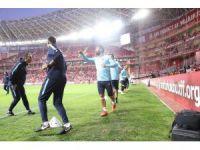 Antalya milli maça hazır